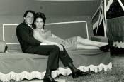 Riz e Katyna il giorno del loro matrimonio-31 agosto 1964