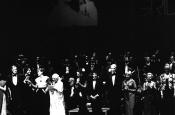""". Concerto """"Tribute to Ingrid Bergman"""" con Walter Matthau, Claudette Colbert, Charlton Heston, Cristian De Sica, Rossella Falk, Valentina Cortese, Audrey Hepburn Liza Minelli, Gregory Peck, Anna Todd, Giulietta Masina - Venezia 1983"""