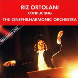 Riz Ortolani Conducting The Cinephilharmonic Orchestra