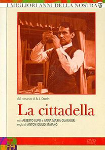 La Cittadella (Serie Tv – 1964)