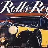 El Rolls-Royce amarillo