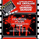 Le Colonne Sonore Originali Di Riz Ortolani Per I Film Inchiesta Di Damiano Damiani